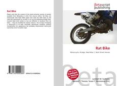 Rat Bike kitap kapağı