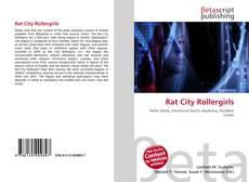 Copertina di Rat City Rollergirls