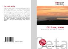 Bookcover of Old Town, Maine