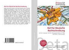 Copertina di Rat Für Deutsche Rechtschreibung