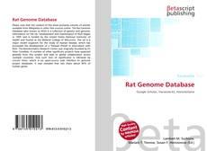 Copertina di Rat Genome Database