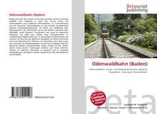 Buchcover von Odenwaldbahn (Baden)