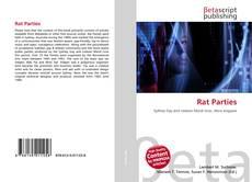 Bookcover of Rat Parties