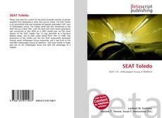 Capa do livro de SEAT Toledo