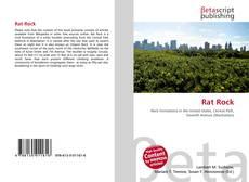 Bookcover of Rat Rock