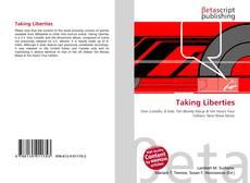 Portada del libro de Taking Liberties