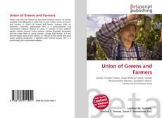 Обложка Union of Greens and Farmers