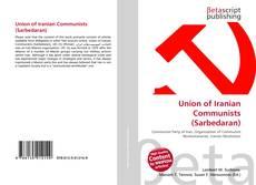 Portada del libro de Union of Iranian Communists (Sarbedaran)