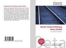 Bookcover of South Central Railway Zone (India)