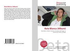 Rata Blanca (Album)的封面