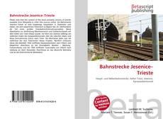 Обложка Bahnstrecke Jesenice–Trieste