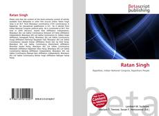 Bookcover of Ratan Singh