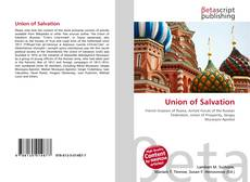 Bookcover of Union of Salvation