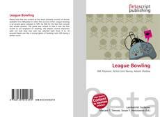 Buchcover von League Bowling