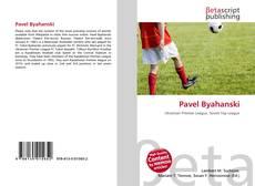 Pavel Byahanski的封面
