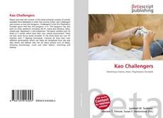 Borítókép a  Kao Challengers - hoz