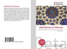 Bookcover of Old Districts of Yerevan