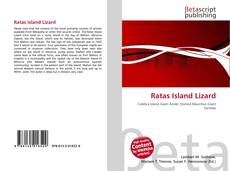 Bookcover of Ratas Island Lizard