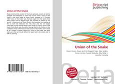 Bookcover of Union of the Snake
