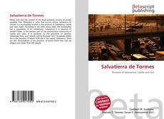 Bookcover of Salvatierra de Tormes