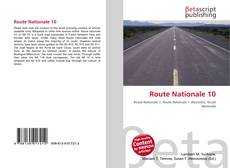 Couverture de Route Nationale 10