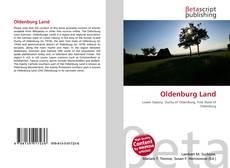 Couverture de Oldenburg Land