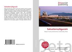 Couverture de Salvatierra/Agurain