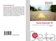 Bookcover of Route Nationale 18