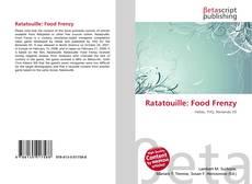 Couverture de Ratatouille: Food Frenzy
