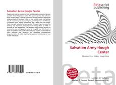 Buchcover von Salvation Army Hough Center