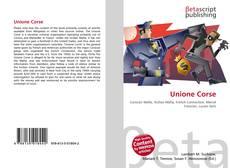 Unione Corse kitap kapağı