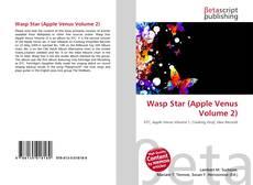 Bookcover of Wasp Star (Apple Venus Volume 2)