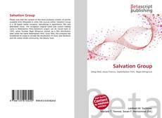 Buchcover von Salvation Group