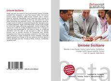 Unione Siciliane kitap kapağı