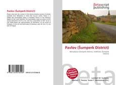 Portada del libro de Pavlov (Šumperk District)