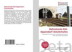 Bookcover of Bahnstrecke Kiel-Oppendorf–Ostuferhafen