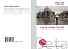 Portada del libro de Pavlov (Jihlava District)