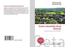 Portada del libro de Pavlov (Havlíčkův Brod District)