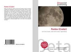 Portada del libro de Pavlov (Crater)