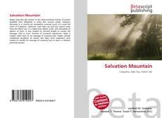Buchcover von Salvation Mountain