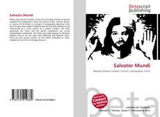 Bookcover of Salvator Mundi