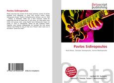Bookcover of Pavlos Sidiropoulos