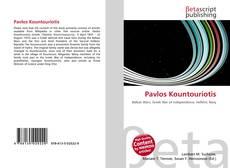 Bookcover of Pavlos Kountouriotis