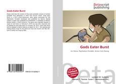 Copertina di Gods Eater Burst