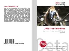 Bookcover of Little Free-Tailed Bat