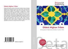 Capa do livro de Oldest Afghan Tribes