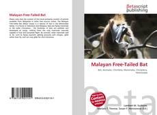 Buchcover von Malayan Free-Tailed Bat