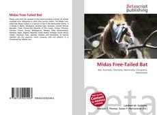 Capa do livro de Midas Free-Tailed Bat
