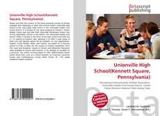 Bookcover of Unionville High School(Kennett Square, Pennsylvania)