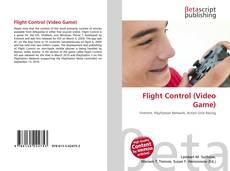 Buchcover von Flight Control (Video Game)